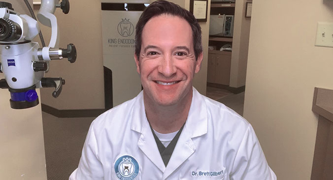 Dr. Gilbert Brett